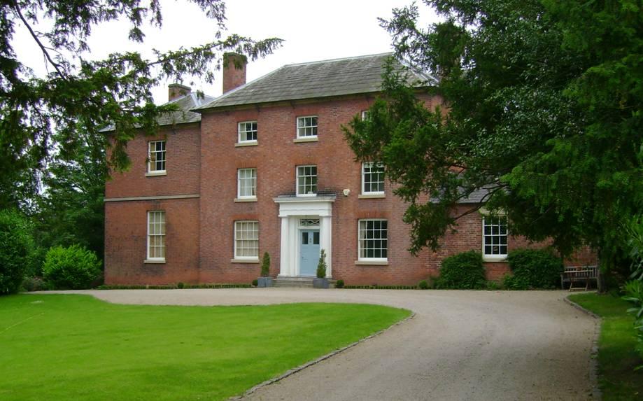 Barr Hall, Walton Upon Trent