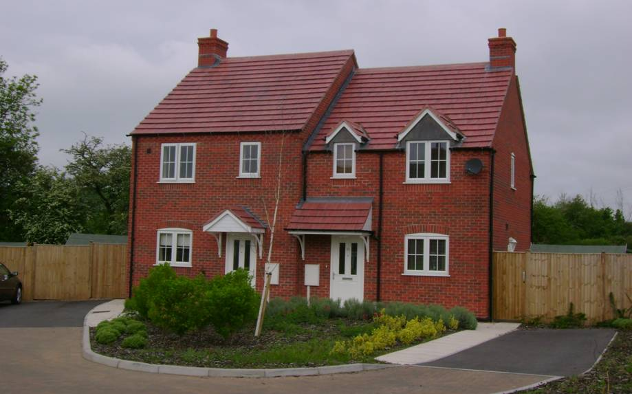 Parkfield Crescent, Appleby Magna