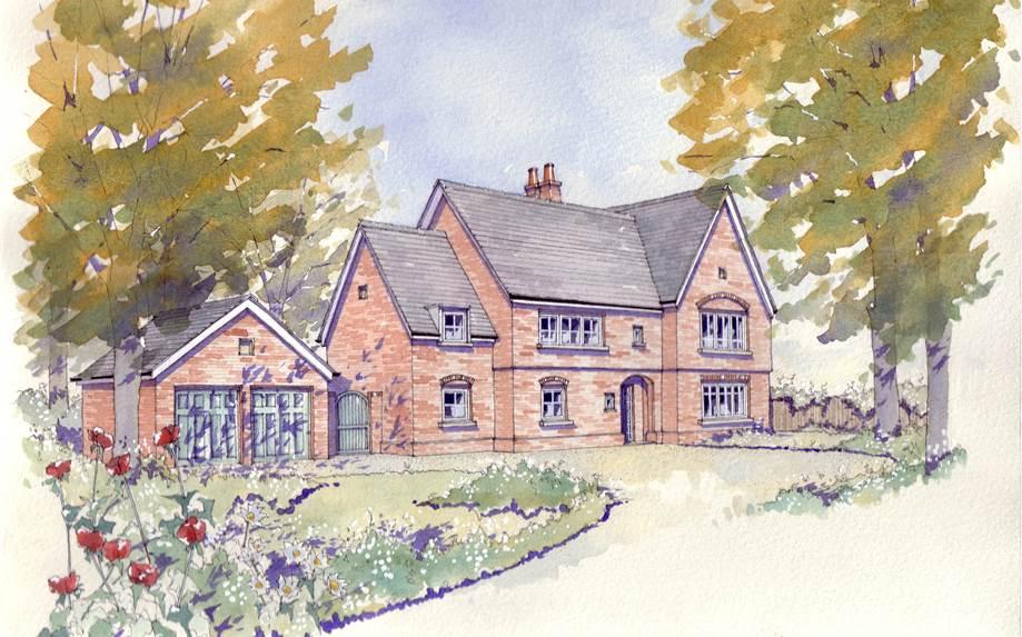 Attewell Lodge, Draycott