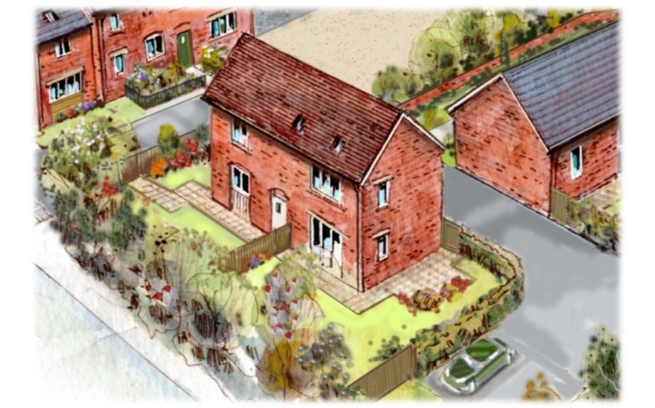 Oak Cottage, 5 Wifel Green, Wilson, Leicestershire